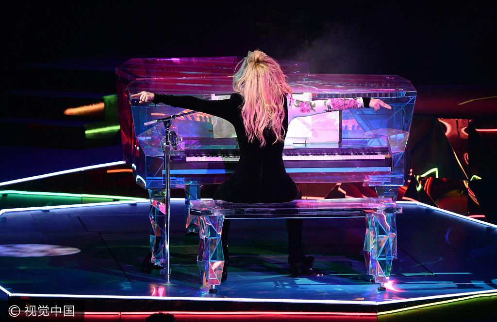 Fotos de Lady Gaga en su 'Joanne' World Tour