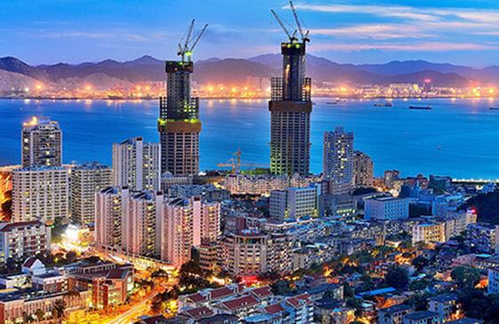 Xiamen se conecta con el mundo por tierra y mar