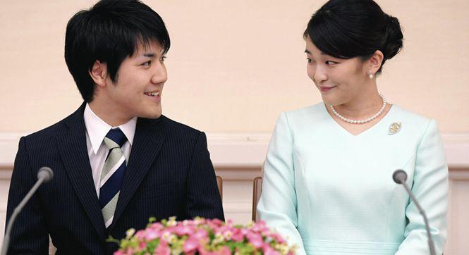 Princesa japonesa Mako se compromete con plebeyo