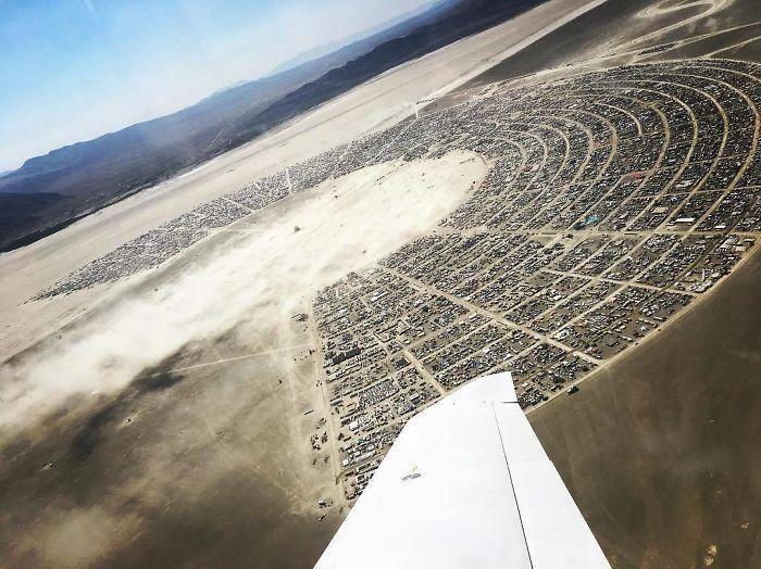 Fotos impresionantes de Burning Man 2017