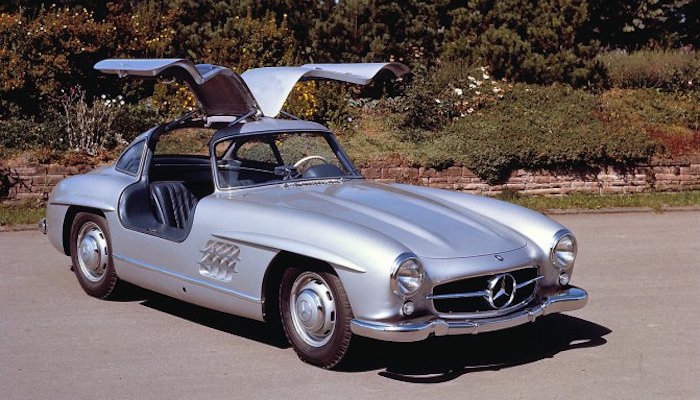 Los automóviles más famosos de Mercedez Benz