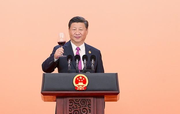 banquete de bienvenida a los líderes que asisten a la IX Cumbre de BRICS