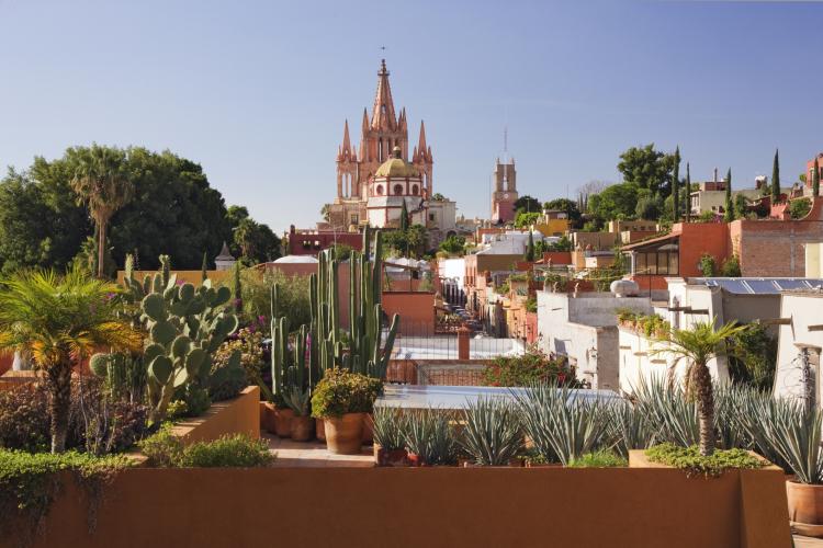 TOP 10 pueblos más bonitos de México