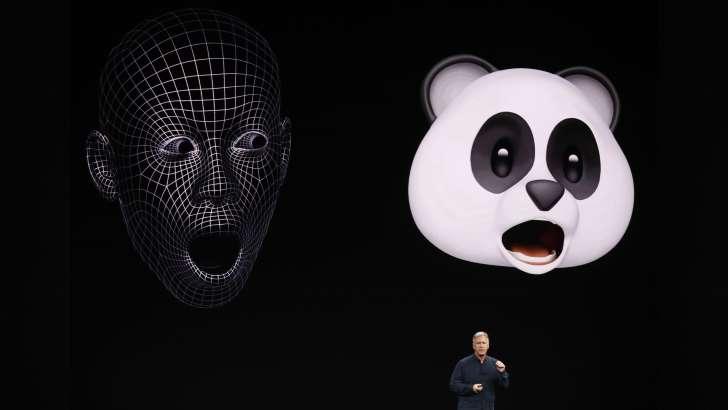 Animados del iPhone X se inspiran en serie Black Mirror