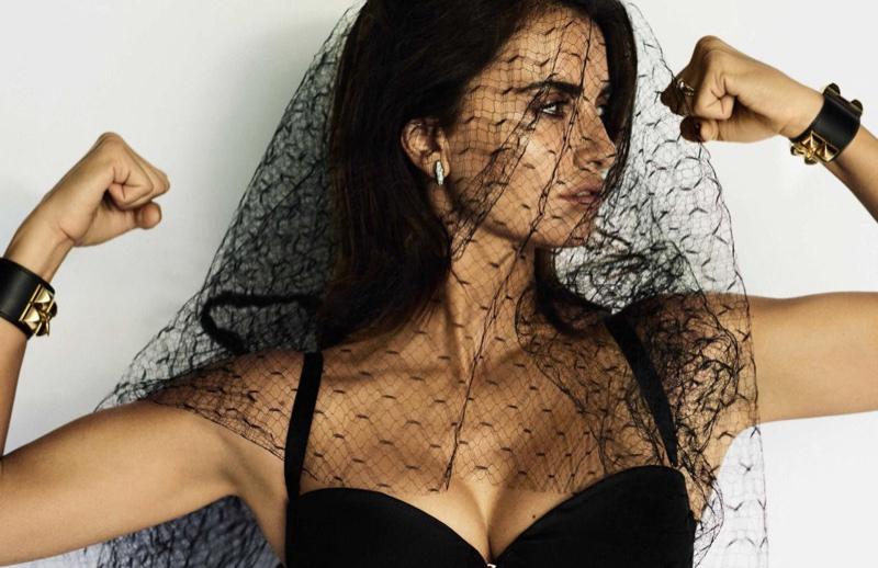 Imágenes de la bella Penélope Cruz