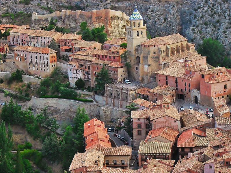 Enamora a Albarracín, pueblo aragonés lleno de historia 1