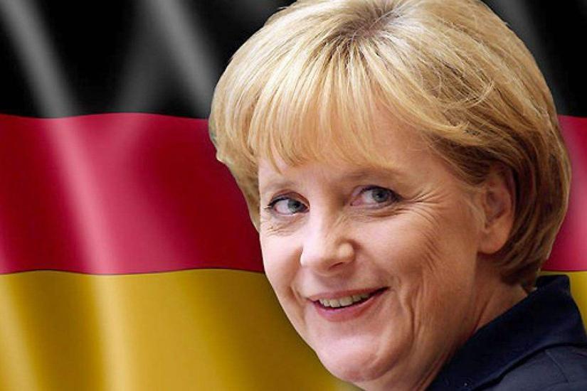 Angela Merkel, la 'presidenta de Europa', se prepara para reinar en el caos
