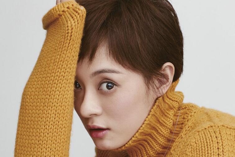 Actriz Sun Li posa para Marie Claire