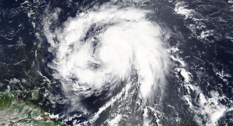 El Caribe espera al huracán María, que será más devastador que el Irma