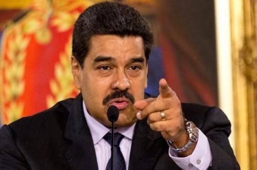 Presidente Maduro acusa a EEUU de planear magnicidio en su contra