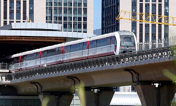 Beijing abre espacios para los trenes de alta tecnología