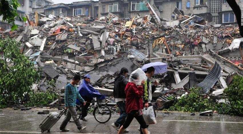 Estos han sido los 10 terremotos más mortales del mundo