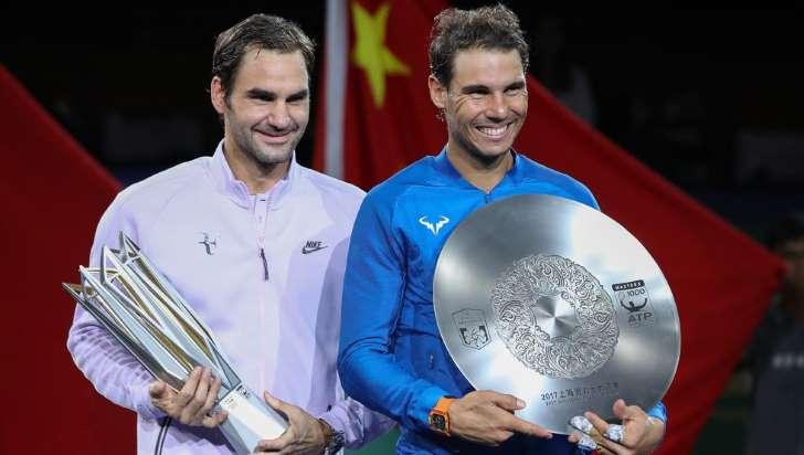 Federer, campeón de Shanghai tras apabullar a Nadal de nuevo 1