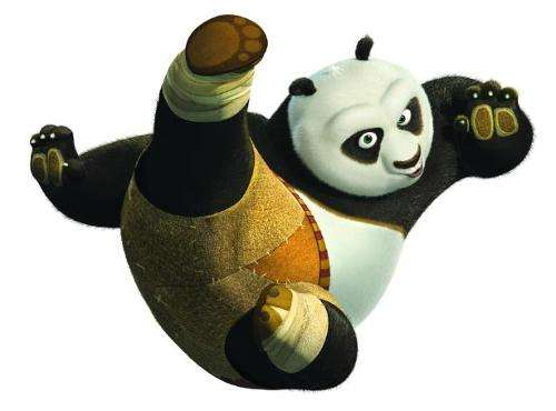 "Diplomacia ""Kung Fu Panda"" para una nueva era"