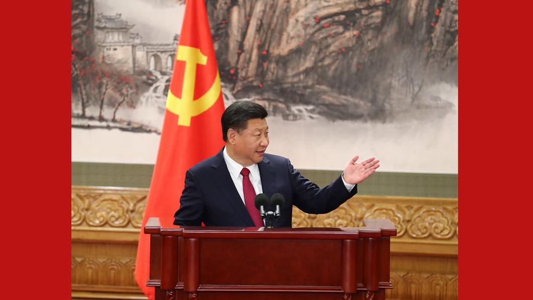 Xi Jinping presenta nuevo liderazgo central de PCCh