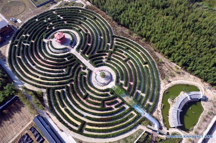 Jardinerías de ocio en Fujian