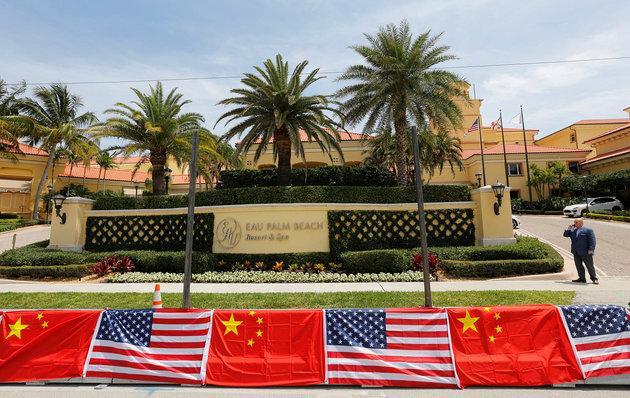 China recibirá Donald Trump el 8 de noviembre