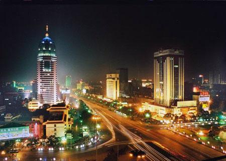 Taiyuan Shanxi Province China Org Cn