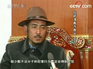More religious figures have voiced their strong condemnations of the sabotage activities in Tibetan-populated areas.
