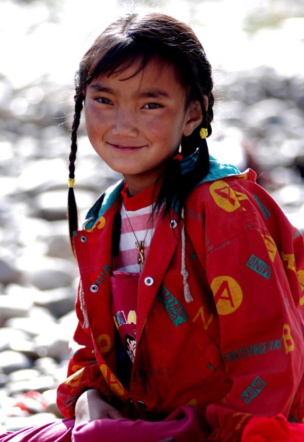 Tibetan people through a lensTibetan People