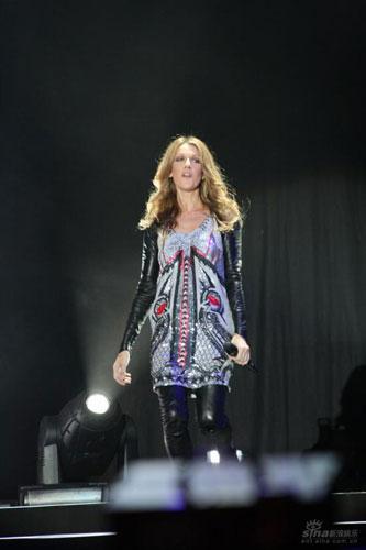 Celine Dion Taking Chances World Tour The Concert  Full