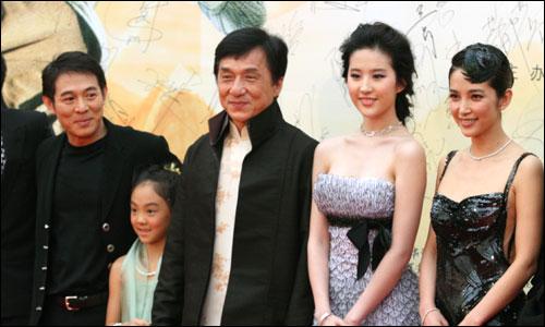 Jackie Chan  Liu Yifei...