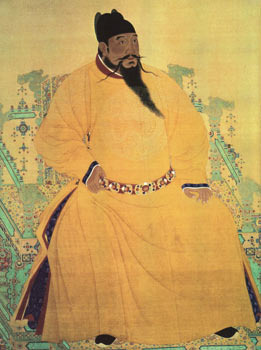 Emperor Yongle(1360-1424) built the Forbidden City (Palace Museum)