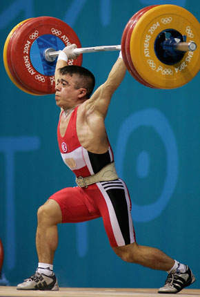 how to do a clean and jerk