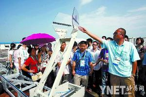 Photos: Volunteers sign in at Shunyi Olympic Rowing-Canoeing Park