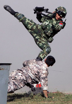 美国FBI派出安保专家帮北京奥运反恐[图]