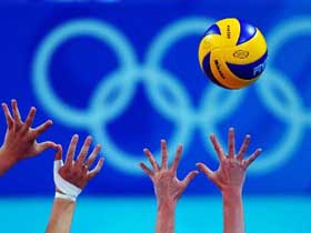 Volleyball Preliminary Pool B: Italy beats Russia 3-1