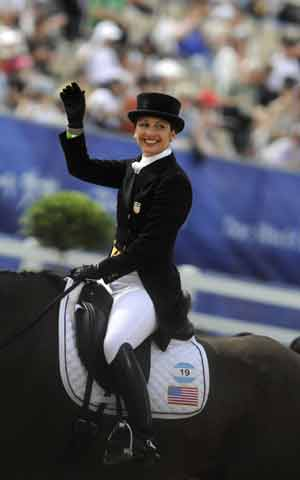 Beijing Olympic Equestrian Events Kick Off In Hk China