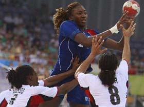 France takes opening win in an injury-torn game