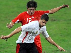 China lost the match by 0:2 to Belgium with only theoretical hope to advance to the next phase.