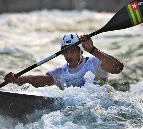 Boukpeti: Togo's hero in Olympics [xinhua]