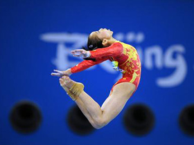 China bags another gymnastics gold