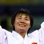 Yang Xiuli, new Olympic champion under magic judo coach Liu