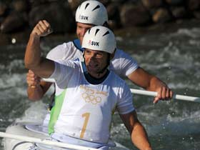 Hochschorner brothers complete hat-trick of Olympic gold medals