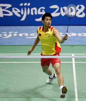 Badminton Players http://www.china.org.cn/olympic/2008-08/18/content_16259177.htm