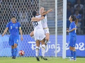 US beats Japan to reach final