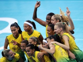 Brazil qualifies semifinal after giving Japan a 3-0 finish