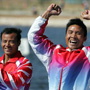 China's flatwater C2 crew eye 2nd Olympic gold