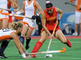 Netherlands wins women's hockey gold