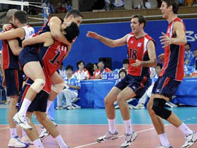 United States wins men's volleyball Olympic gold