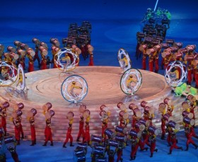 Closing Ceremony of Beijing Olympics (4)