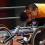 Sports of the disabled persons in China