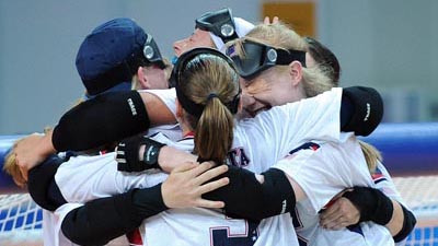 US claims title of Women's Goalball