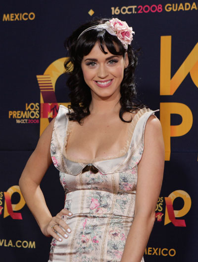Katy Perry: no Britney -- china.org.cn