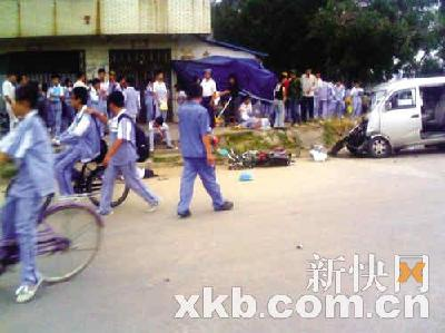 4 dead, 20 hurt as truck driver plows into crowd in Guangdong