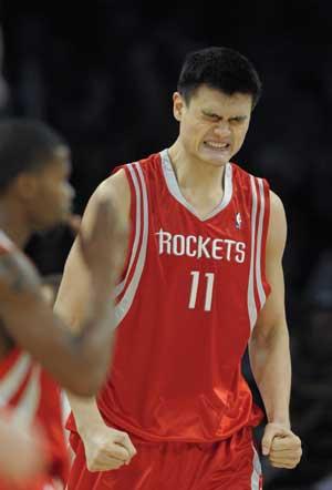 Houston Rockets lose to LA Lakers 82-111 -- china.org.cn
